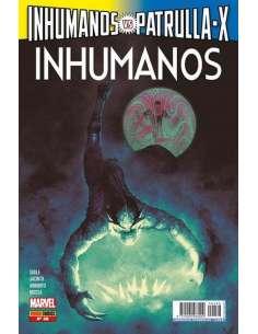 INHUMANOS 36: INHUMANOS VS...
