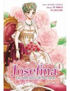 JOSEFINA, LA EMPERATRIZ DE...