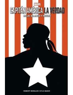 CAPITÁN AMERICA: LA VERDAD....