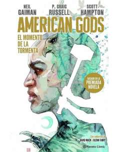 AMERICAN GODS: EL MOMENTO...