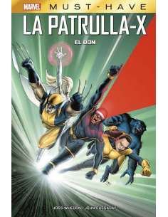 LA PATRULLA-X: EL DON...
