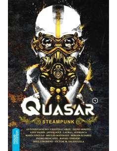 QUASAR 04. STEAMPUNK