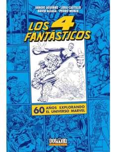 LOS CUATRO FANTÁSTICOS. 60...