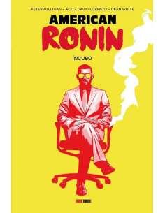 AMERICAN RONIN 01: ÍNCUBO