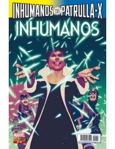 INHUMANOS 37: INHUMANOS VS...