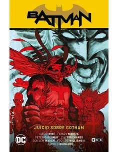 BATMAN v1 (DAVID HINE)....