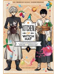 KITCHEN OF WITCH HAT 01