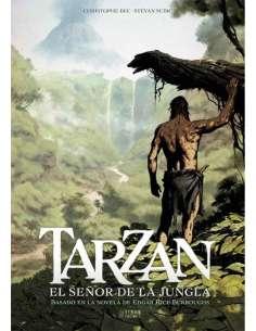 TARZÁN, EL SEÑOR DE LA...