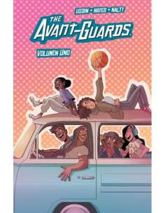 THE AVAN-GUARDS 01