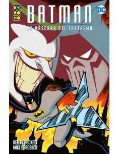 BATMAN: LA MÁSCARA DEL...