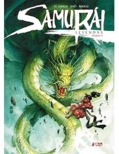 SAMURÁI: LEYENDAS 02
