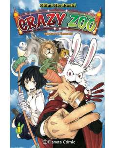 CRAZY ZOO 01