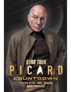 STAR TREK PICARD: COUNTDOWN