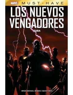 LOS NUEVOS VENGADORES v1...