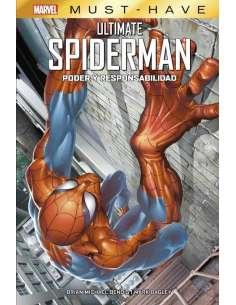 ULTIMATE SPIDERMAN: PODER Y...