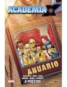 ACADEMIA X 02: X-PUESTOS...