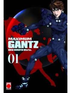 MAXIMUM GANTZ 01