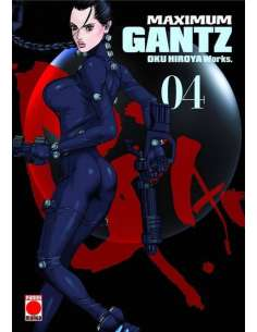 MAXIMUM GANTZ 04