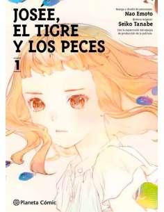 JOSÉE, EL TIGRE Y LOS PECES 01