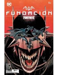 BATMAN / FORTNITE: FUNDACIÓN