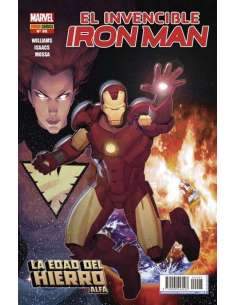 EL INVENCIBLE IRON MAN 95:...