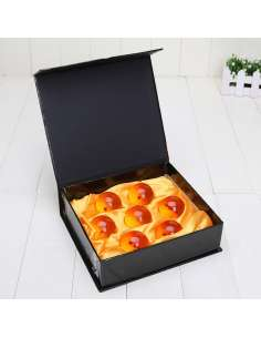 DRAGON BALL. CAJA BOLAS 4CM