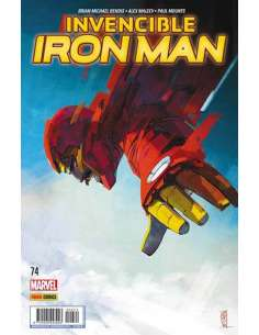 INVENCIBLE IRON MAN v3 74:...