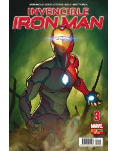 INVENCIBLE IRON MAN v4 03