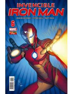 INVENCIBLE IRON MAN v4 06