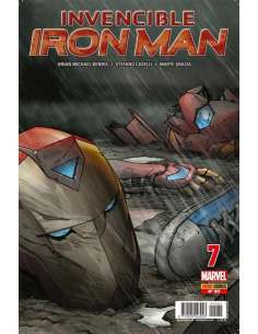 INVENCIBLE IRON MAN v4 07