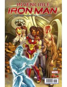 INVENCIBLE IRON MAN v4 11