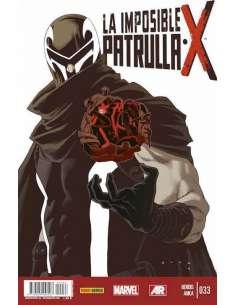 LA IMPOSIBLE PATRULLA-X v3 33