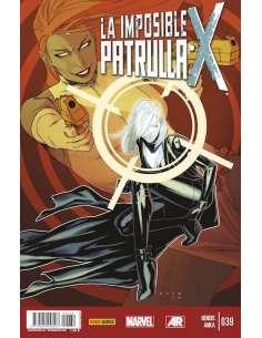 LA IMPOSIBLE PATRULLA-X v3 39