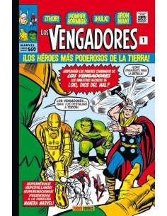 LOS VENGADORES v1 01: LA...