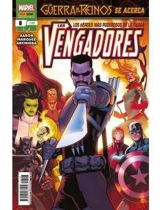 LOS VENGADORES v8 08