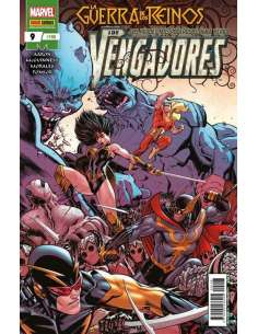 LOS VENGADORES v8 09: LA...