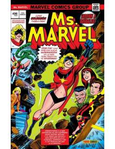 MS. MARVEL v1: INTEGRAL...