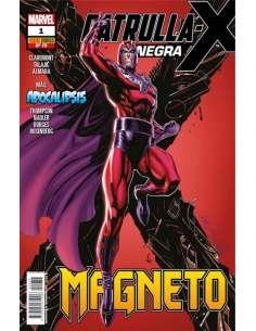 PATRULLA-X: NEGRA 01: MAGNETO