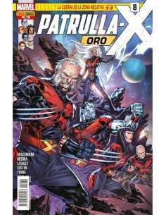 PATRULLA-X: ORO 08: LA...
