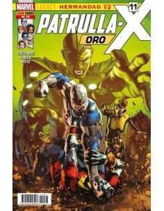 PATRULLA-X: ORO 11:...