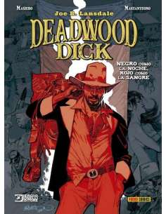 DEADWOOD DICK: NEGRO COMO...
