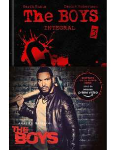 THE BOYS (INTEGRAL) 03