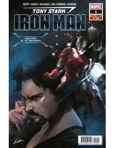 TONY STARK: IRON MAN 01
