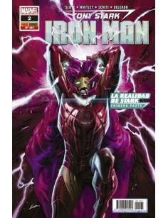 TONY STARK: IRON MAN 02: LA...