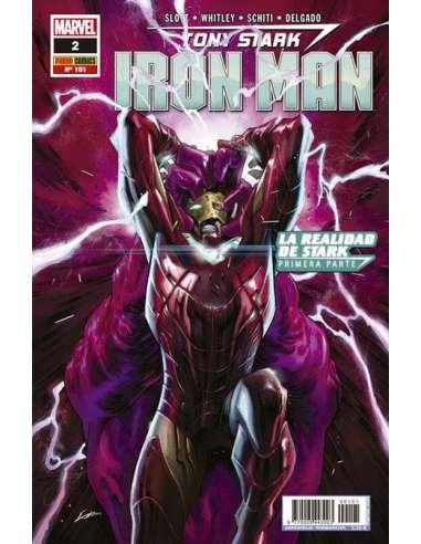 TONY STARK: IRON MAN 02: LA REALIDAD...