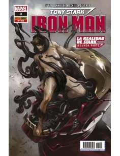 TONY STARK: IRON MAN 03: LA...
