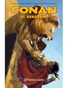 CONAN EL VENGADOR 01