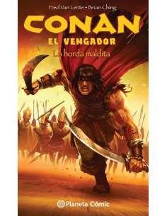 CONAN EL VENGADOR 02