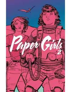 PAPER GIRLS (CARTONÉ) 02