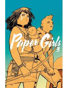 PAPER GIRLS (CARTONÉ) 03